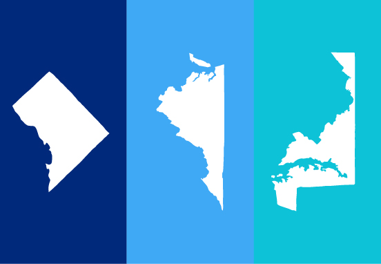 state shapes background