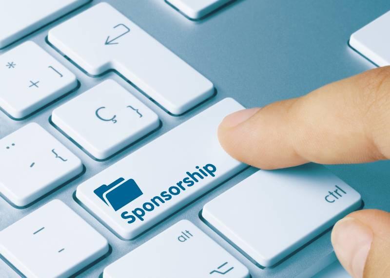 sponsorship keyboard